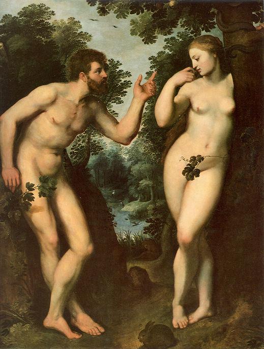 La descendance d'Adam et ve et la question de l'inceste